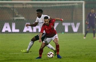 سعيد حمزة حكما لمباراة الجونة والأهلي بالأسبوع الخامس من الدوري الممتاز