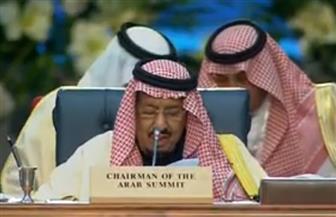 العاهل السعودي يطلب موقفا دوليا ضد إيران لإلزامها بقواعد حسن الجوار