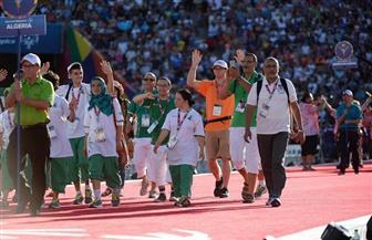 396 فتاة بينهن 35 مصرية يشاركن في الألعاب العالمية للأولمبياد الخاص بأبو ظبي 2019 |صور