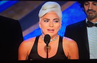 ليدي جاجا تفوز بأوسكار أفضل أغنية أصلية