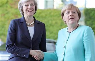 ميركل تلتقي ماي على هامش القمة العربية - الأوروبية