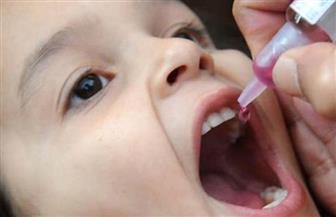 محافظ المنوفية يتفقد حملة التطعيم ضد شلل الأطفال بالسادات