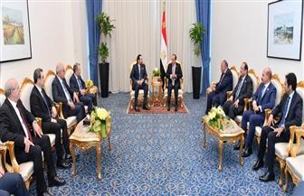 الرئيس السيسي يجدد موقف مصر الداعي إلى النأي بلبنان عن النزاعات الإقليمية