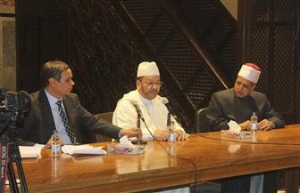 الدكتور مصطفى بن حمزة: حملة العلم هم القادرون على مواجهة تيارات الغلو والإرهاب