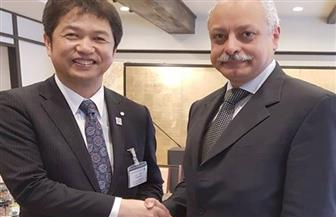 سفير مصر في اليابان يزور مقاطعة إيباراكي ويبحث أوجه التعاون المشترك مع المحافظ