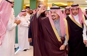 أمير الرياض يفتتح منتدى المشاريع المستقبلية الأكبر من نوعه في قطاع المقاولات | صور