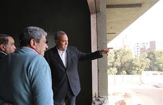 محافظ قنا يتابع الموقف التنفيذي لمجمع الصناعات الصغيرة والمتوسطة بنجع حمادي| صور
