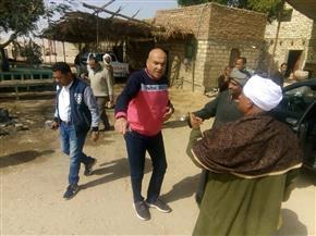 لجنة تقنين أراضي أملاك الدولة تعاين 7 مواقع بمدينة الطود| صور