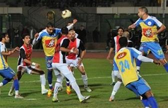 نتائج مباريات اليوم الثلاثاء 26 فبراير 2019 في الدورى المصري