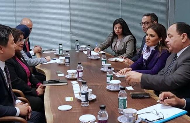 نصر: استثمارات جديدة لمجموعة  إل جي  وسامسونج في مصر   صور -