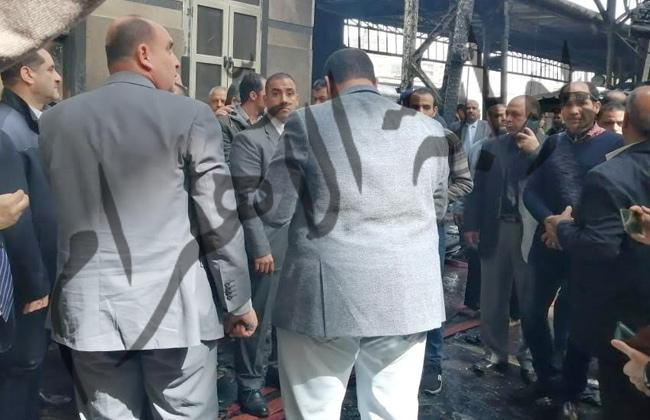 النائب العام يكشف عن سبب وقوع حادث محطة قطار مصر