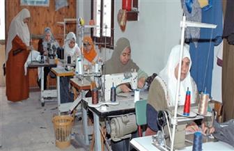 وحدة تدريب متنقلة على مهن «الخياطة والتفصيل والكهرباء» بالأقصر