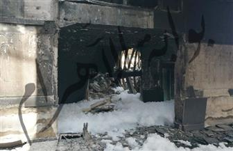 """السيطرة على حريق """"انفجار تنك قطار"""" بمحطة مصر"""