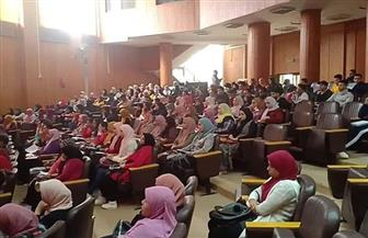 200 طالب يشاركون في ندوة ريادة الأعمال وثقافة السلامة بالإسماعيلية | صور