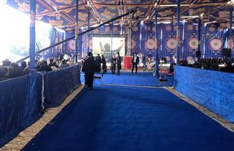 الكاتدرائية في بورسعيد تنهي استعداداتها لاستقبال البابا تواضروس| صور