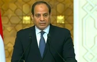 الرئيس السيسي: الاتفاق على الانتهاء من مجلس الأعمال المصري - الألباني المشترك