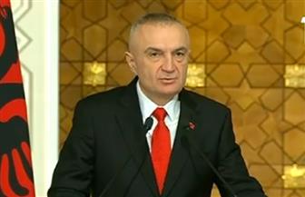 الرئيس الألباني: نثمن دور مصر في مكافحة الإرهاب.. وقمنا بتعديلات قانونية لتسهيل الاستثمار معها