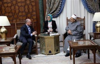 خلال لقائه الإمام الأكبر.. سفير إستراليا بالقاهرة: نتطلع للاستفادة من مناهج الأزهر الوسطية