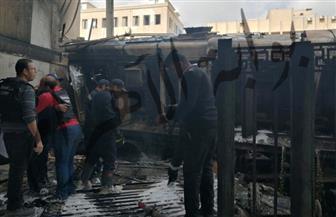 نادي القضاة يبادر بالتبرع بالدم لمصابي حادث قطار محطة مصر