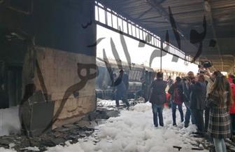 """""""رئيس إسكان النواب"""" ينعى ضحايا حادث قطار محطة مصر"""
