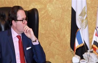 سفير فرنسا بالقاهرة: خالص التعازي للشعب المصري في ضحايا حادث محطة مصر