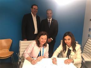 """توقيع اتفاقية بين """"إيتيدا"""" و""""سيسكو العالمية"""" لتنفيذ مبادرة """"إفريقيا لإبداع التطبيقات"""""""