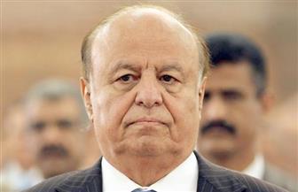 الرئيس اليمني يعزي الرئيس السيسي في ضحايا حادث محطة مصر