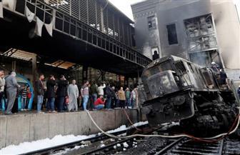 """تأجيل محاكمة المتهمين في قضية """"حادث قطار محطة مصر"""""""