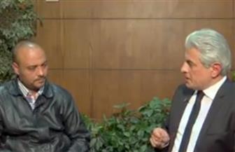 """سائق جرار """"حريق محطة مصر"""": """"اتحمل المسؤولية لأني تركت الجرار ونزلت للسائق الآخر للعتاب عليه""""  فيديو"""