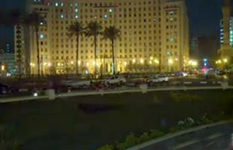 كاميرات أكسترا نيوز تكذب شائعات الإخوان بوجود مظاهرات بميدان التحرير