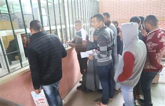 القوى العاملة: 1185 عاملا تقدموا للعمل بإحدي دول الخليج| صور