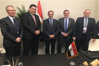 طلعت يشهد اتفاقا بين المصرية للاتصالات ونوكيا لتنفيذ أول بنية سحابية وتطوير تقنيات الجيل الخامس