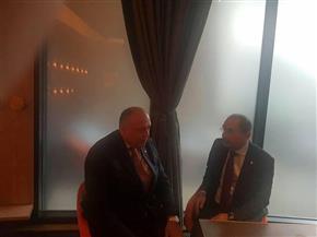 شكري: هناك إرادة مشتركة بين مصر والأردن لتعزيز التعاون الثنائي والارتقاء به | صور