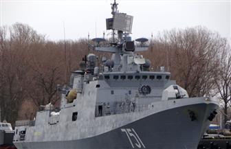 الفرقاطة الروسية الأميرال إيسن تبحر متجهة إلى سوريا