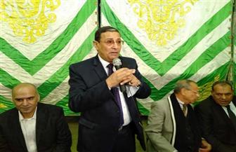 """أحمد الضبع: """"الحركة الوطنية"""" ظهير سياسي للدولة وداعم لمؤسساتها"""