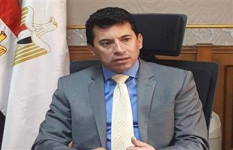 وزير الرياضة يلتقي وزير الإنتاج الحربى ورئيس الهيئة العربية للتصنيع لدعم الصناعات الرياضية