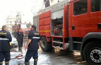 """""""الحماية المدنية"""" تسيطر على حريق داخل محلين بحدائق الأهرام"""