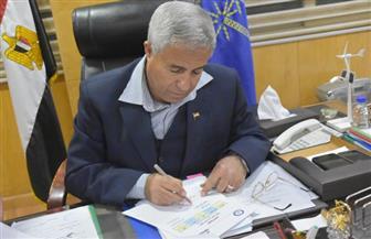 محافظ أسوان يكلف رئيس مدينة إدفو بإنهاء مشكلة طفح صرف صحي بمدرسة النجار الابتدائية