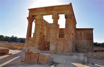 """معبد """"هيبس"""" بالوادي الجديد مزار سياحي شاهد على 4 عصور تاريخية"""