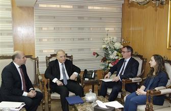 وزير العدل يبحث تعزيز التعاون القضائى مع بولندا | صور