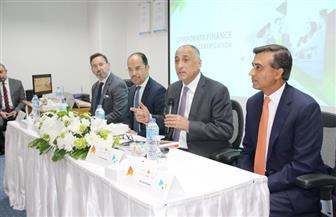 طارق عامر يتفقد المعهد المصرفي.. ويشهد إطلاق برنامج للمرة الأولى بمصر| صور