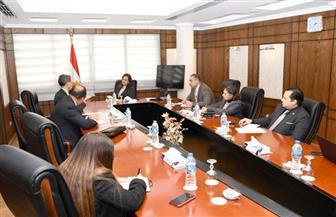 وزيرة التخطيط تلتقي ممثلي بنك HSBC  لبحث التعاون في الصندوق السيادي | صور