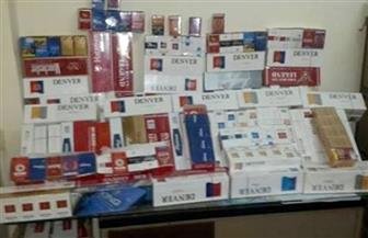ضبط عاطل متهم بسرقة كمية كبيرة من السجائر من داخل مخزن بالغردقة