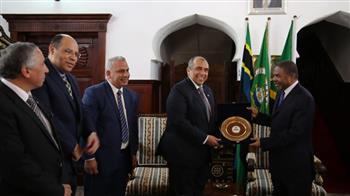 أبوستيت يلتقي رئيس زنزبار ويفتتح المرحلة الأولى من المزرعة المصرية المشتركة بالطاقة الشمسية بتنزانيا | صور