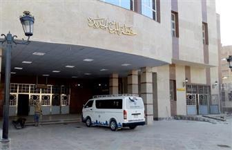 شعث يتابع التشغيل التجريبي للمسافة بين محطتي المرج الجديدة والقديمة ويتفقد محطة مصر