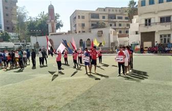 انطلاق تصفيات بطولة مراكز شباب المدن المؤهلة لبطولة الجمهورية في أسوان | صور