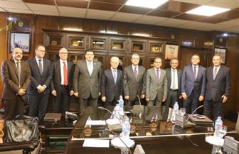 مدير الوكالة الذرية يثني على إجراءات مصر بشأن مشروع الضبعة |صور