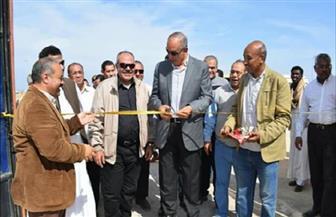محافظ البحر الأحمر يفتتح السكن الإداري لمركز بحوث الصحراء بمدينة حلايب | صور