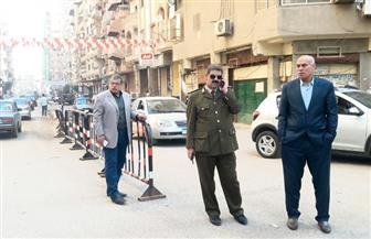 تعديلات مرورية للحد من الزحام بشوارع المنصورة   صور