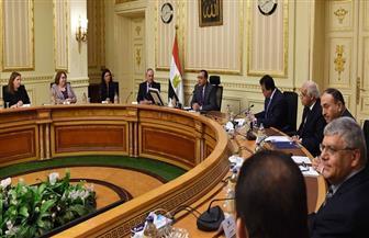 رئيس الوزراء يلتقي مع وفد ممثلي لجنة التبادل التعليمي والثقافي بين مصر وأمريكا